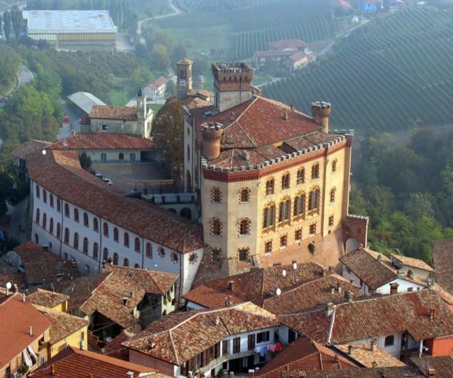 Unipegaso sede di Barolo - Castello di Barolo