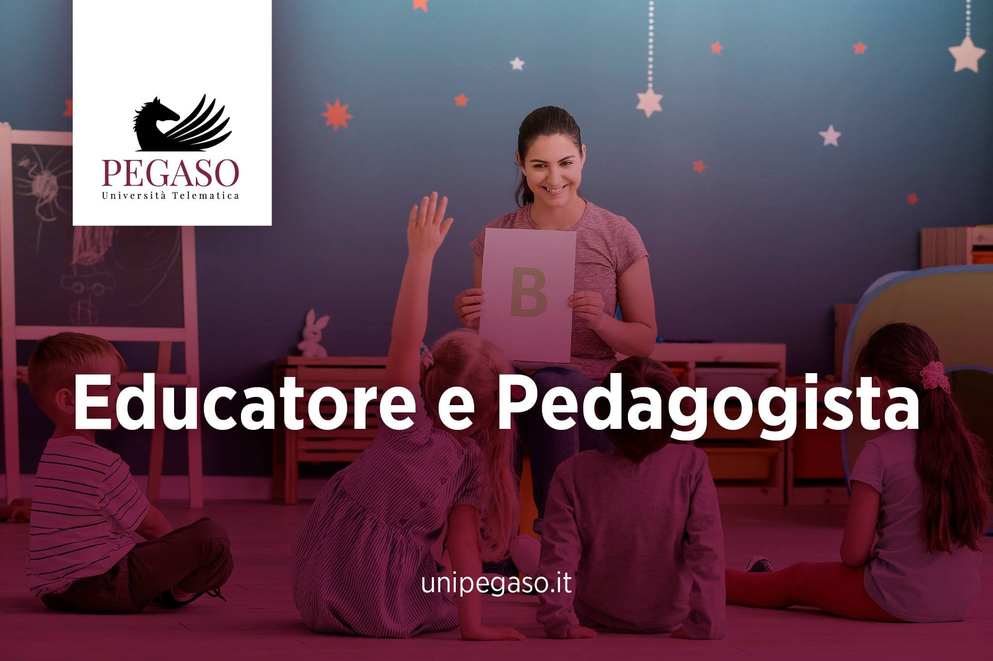 Educatore e Pedagogista