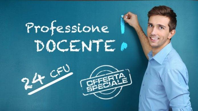 24 Cfu - Professione Docente - Unipegaso