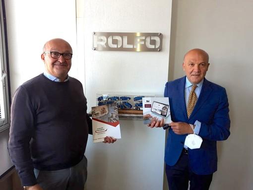 Intesa con Rolfo Spa apre i corsi delle università Pegaso e Mercatorum ai dipendenti della storica industria braidese